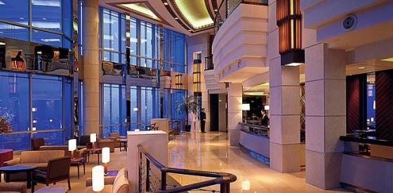 Les 5 hôtels les plus hauts du monde Grand Hyatt Shanghaï