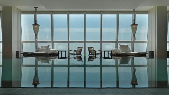 Les 5 hôtels les plus hauts du monde Park Hyatt Shanghai