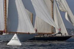 le Trophée Rolex rassemble depuis 6 ans des bateaux de tradition