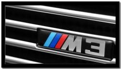 Logo BWM M3 viaprestige