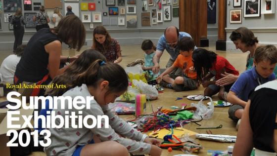 Londres 2013, les incontournables de l'été - Summer Exhibition 2013