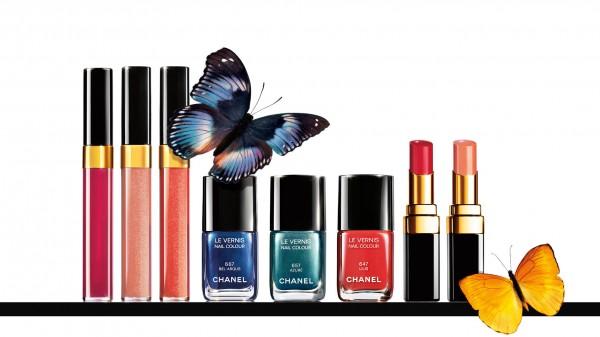 Maquillage Chanel + Viaprestige-Lifestyle+ 2