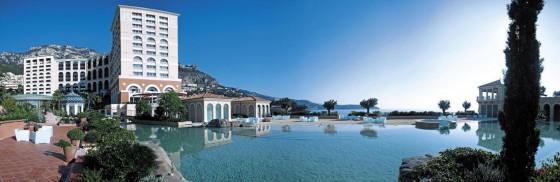 Le Monte Carlo Bay hôtels de luxe à monaco