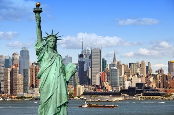 New-York les villes les plus visitées