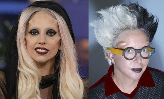 ORLAN et l'Hybridation du Corps - Lady Gaga-ORLAN