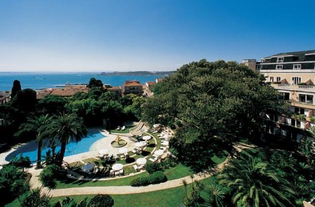 Hôtel Olissippo Lapa Palace hôtels de luxe à Lisbonne