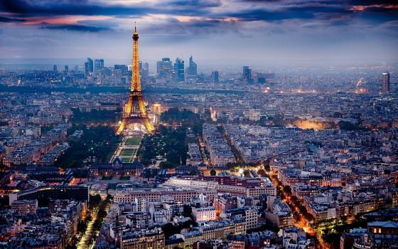 Paris les villes les plus visitées