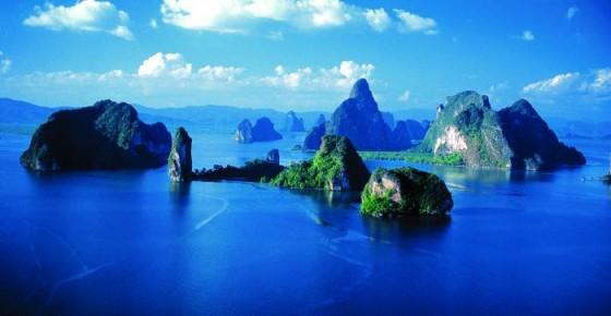 Phang Nga voyage en Thaïlande