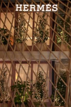 Baselworld 2013, Pavillon Hermès
