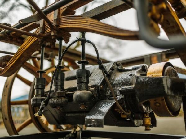 Porsche P1 moteur électrique