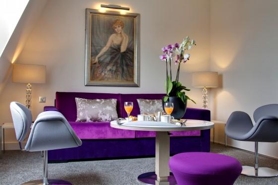 Salon Suite Régent - La Villa Maillot