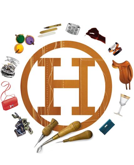 Idée d'évasion pour découvrir les artisants d'Hermès à Dusseldorf