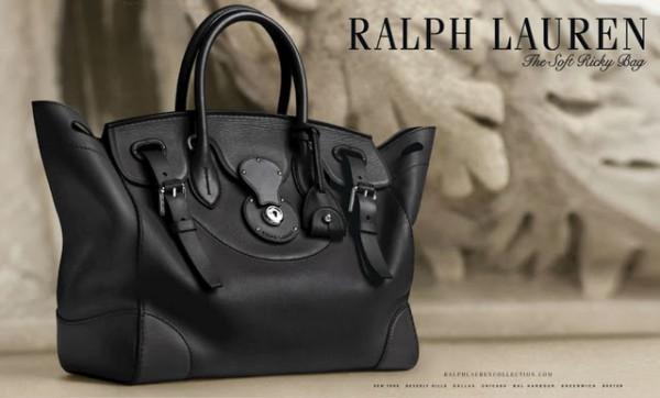 Soft Ricky Ralph Lauren