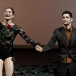 Stéphen Delattre avec Marie-Agnès Gillot au Bolshoi