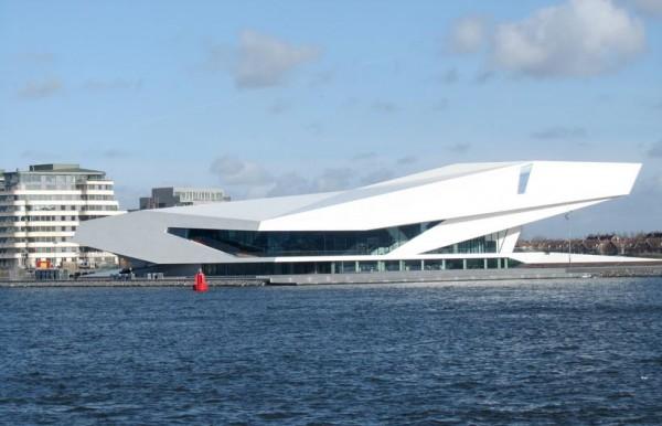 The EYE Film Instituut Nederland