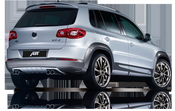 Volkswagen Tiguan ABT
