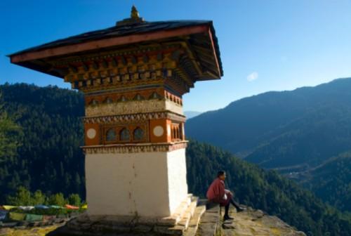 Voyage sur mesure au Bhoutan, temples et pélérinages bouddhistes