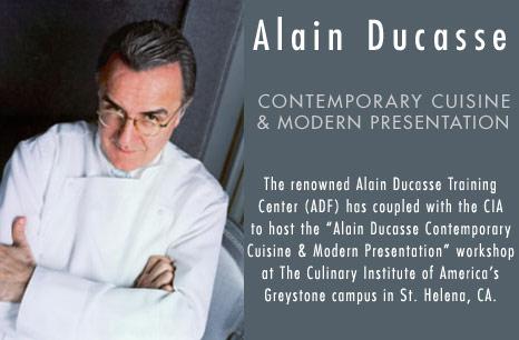 Alain Ducasse Lifetime Achievement Award 2013