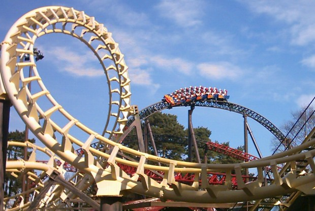 Alton Towers  Plus grands parcs d'attractions au monde