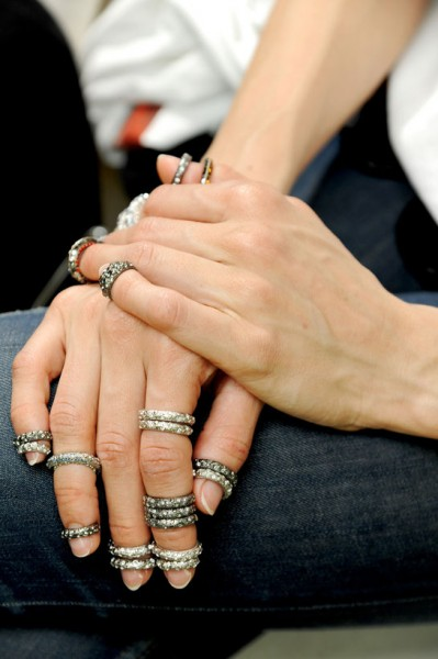 Swag Engagement Rings