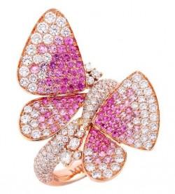 Bague papillon MIIORI