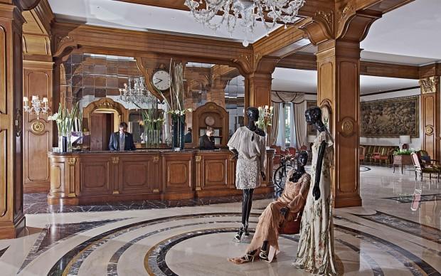 Hôtel Aldrovandi Villa Borghese 5 hôtels de luxe à Rome