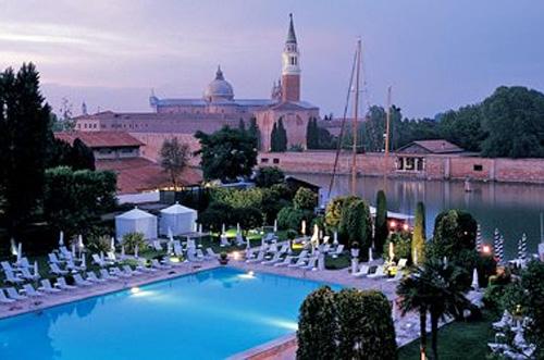 5 hôtels de luxe à Venise Hôtel Cipriani