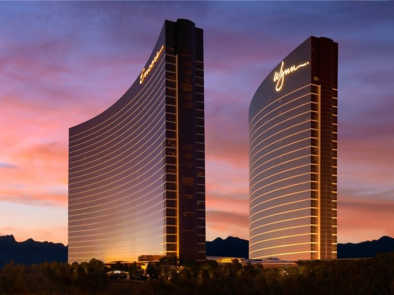 Hôtels à Las Vegas WYNN