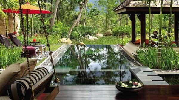 Piscine FourSeasons - Chiang Mai