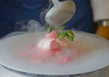 cuisine moléculaire : quand la science s'immisce en cuisine :.