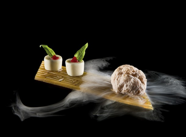 Cuisine mol culaire quand la science s 39 immisce en for Restaurant cuisine moleculaire