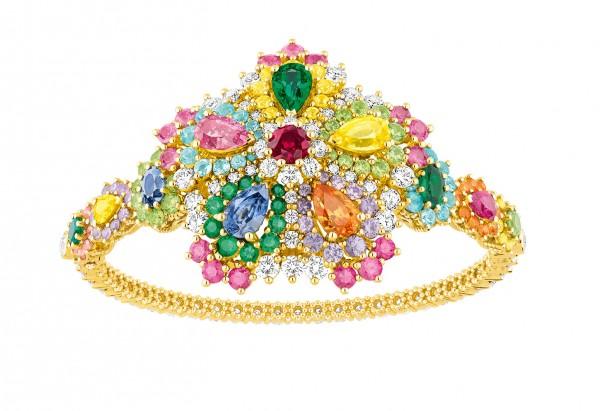 "Bracelet ""Cher Dior""  joaillerie Dior"