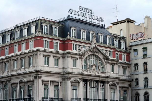 Hôtel Avenida Palace