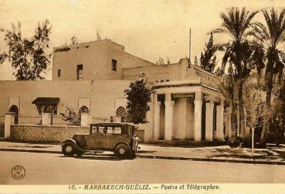 Gueliz Marrakech 1938