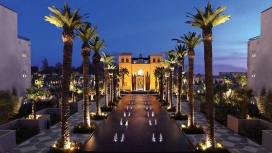hôtels de luxe à Marrakech Delano Four Seasons
