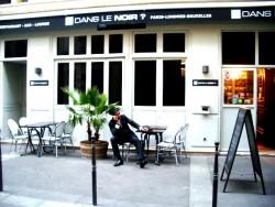 restaurant insolite dans le noir