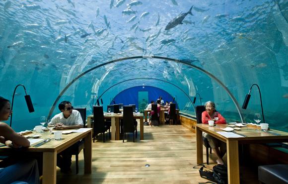 restaurant insolite aux quatre coins du monde