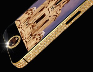 I Phone 5 Black Diamond