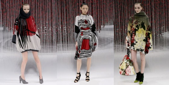 collection automne hiver Kenzo