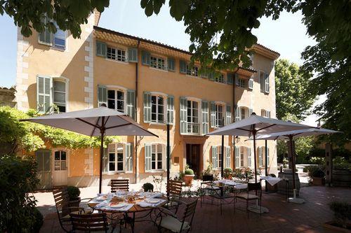 l'Hostellerie de l'Abbaye de La Celle