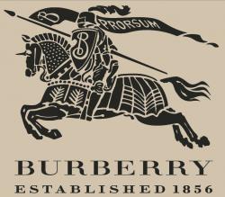 logo burberry Viaprestige