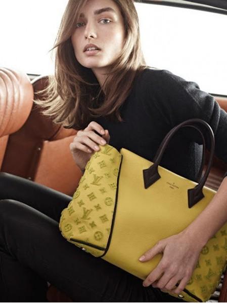 """Le """"W"""" de Louis Vuitton"""