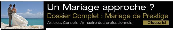Mariage de prestige