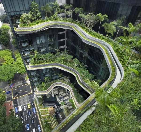 Park Royal Singapour