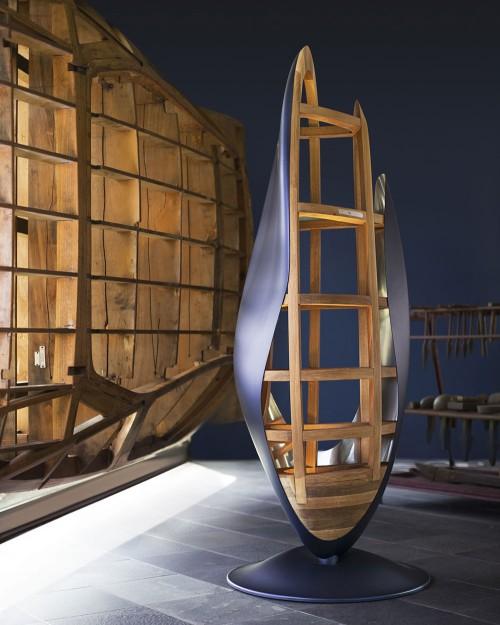Sculpture Chivas 18 by Pininfarina