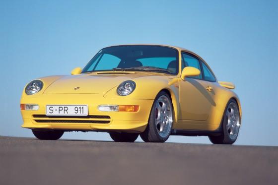 911 Carrera type 993