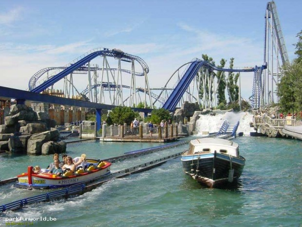 Plus grands parcs d'attractions au monde