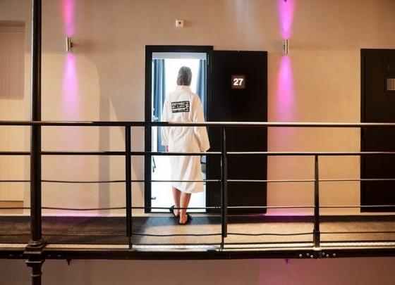 prison transformée en hôtel de luxe 4