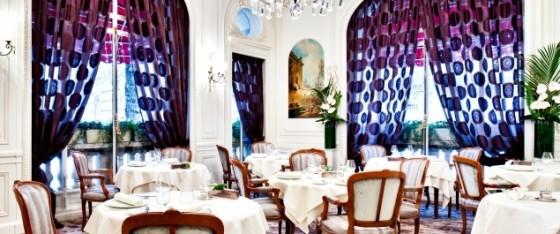 restaurant le raphael paris
