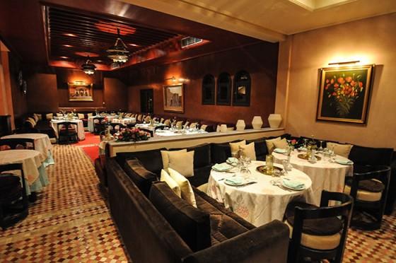 restaurants marocains à Marrakech Al Fassia